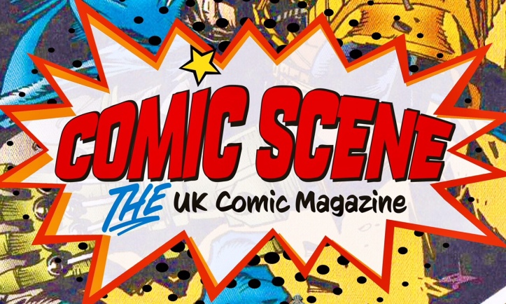 comic scene a4 magazine 19-2-18