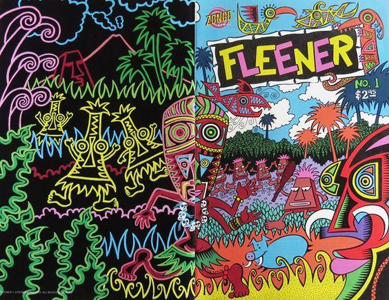 FLEENER COVER