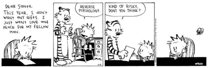 WATTERSON CALVIN AND HOBBES