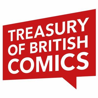 brit comics