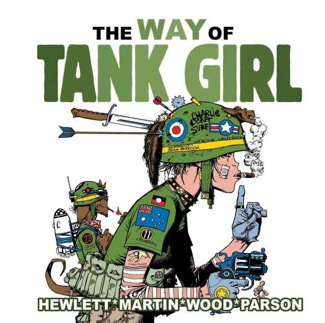 Tank Girl 5