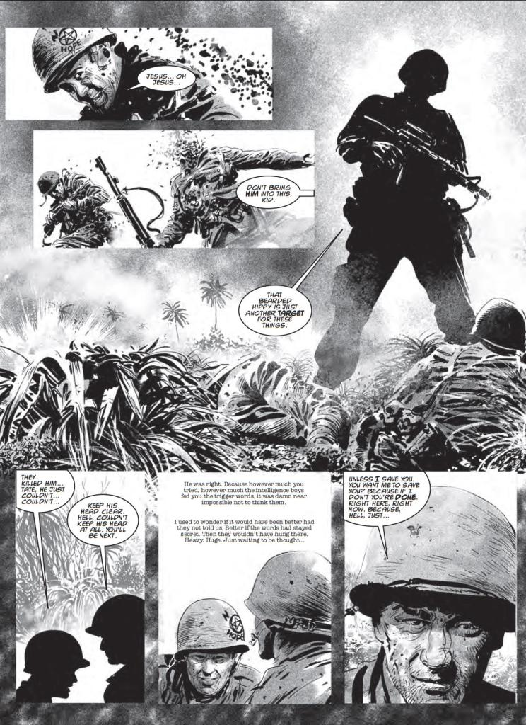 Comic book preview: Hope...Under Fire.